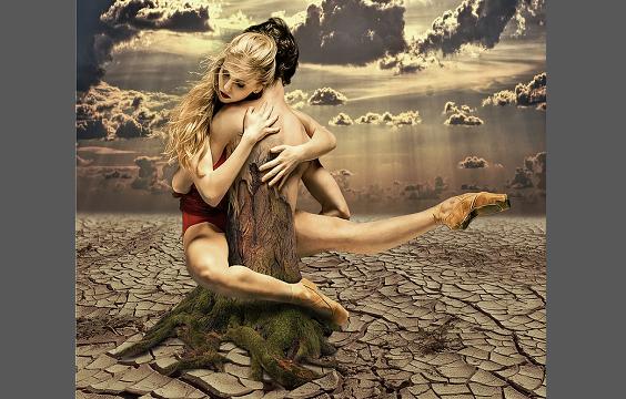 Bailando Bajo La Tierra