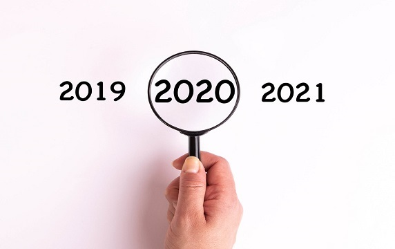 2020 Under Magnifying Glass